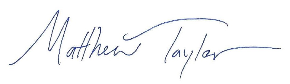MTaylor Signature